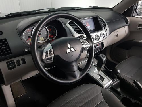mitsubishi l200 3.5 hpe 4x4 cd v6 24v flex 4p automático...