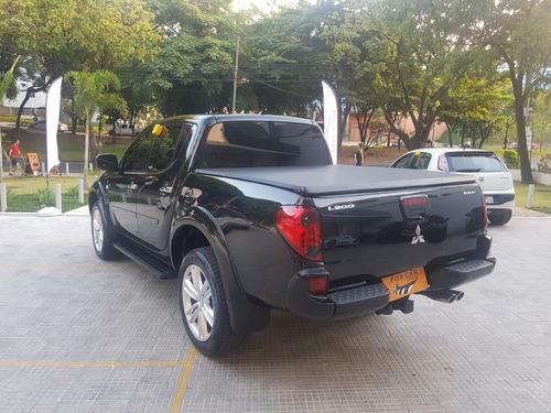 mitsubishi l200 3.5 triton hpe flex 4x4 aut. ano 2013 (1192)