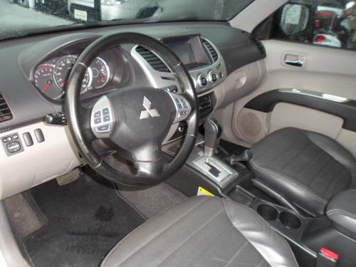 mitsubishi l200 3.5 triton hpe flex cab. dupla 4x4 aut.13/14