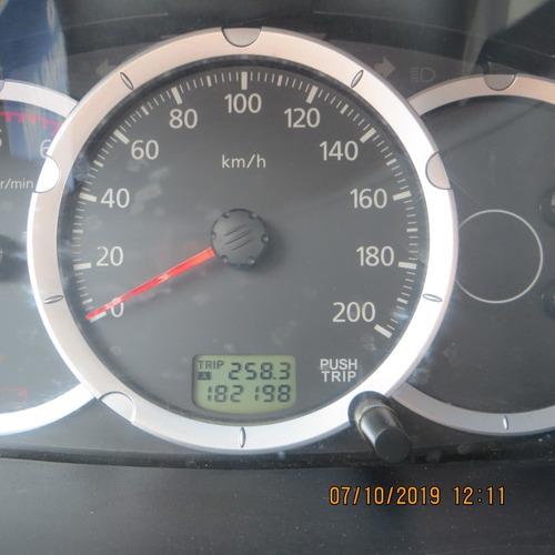 mitsubishi l200 4x4  2011. financiable