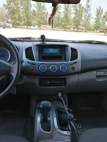 mitsubishi l200, 4x4, 2.5, auto dakar full