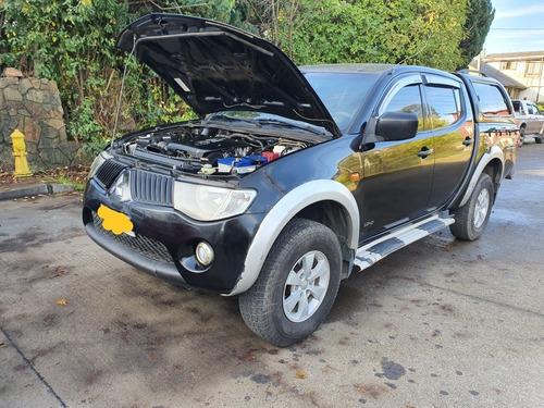 mitsubishi l200  4x4 motor 3.2