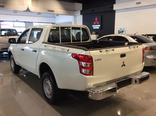 mitsubishi l200 4x4 - precio leasing u$s 27.040.- 2019 0km