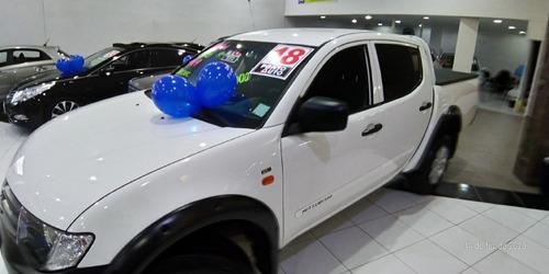 mitsubishi l200 4x4 triton 3.2 turbo diesel 2018