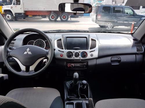 mitsubishi l200 dhd 4x4 2015 turbo