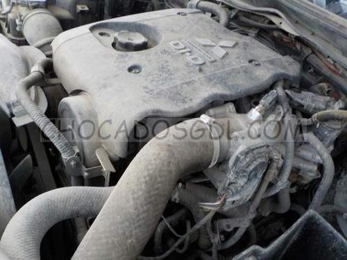 mitsubishi l200 diesel 4x4 2016... venta por partes..partes.