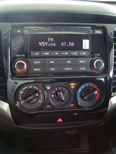mitsubishi l200 diésel 4x4 2.5l 4 cil. precio y capacidad!!!