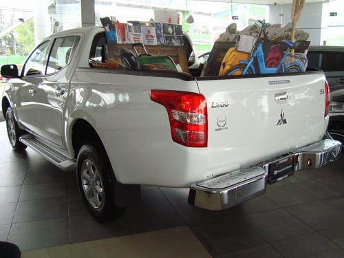 mitsubishi l200 diésel 4x4 motor 2.5l 4 cil.