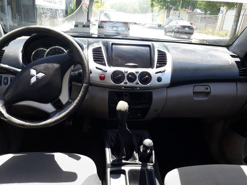 mitsubishi l200 diesel vendida  2014  4x4 doble cabina