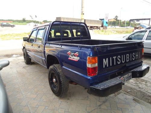 mitsubishi l200 gl 4x4 turbo diesel