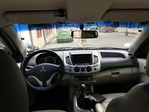 mitsubishi l200 glx triton 4x4 cabine dupla 3.2 tur..tri2013
