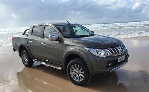 mitsubishi l200 high power 2.4 did at 4wd cuero gps