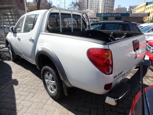 mitsubishi l200 katana crt 4x4 2.5 mt diesel 2015