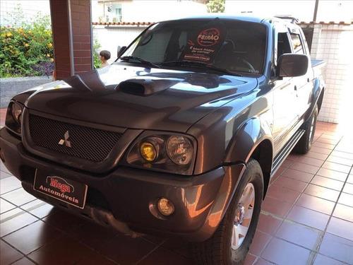mitsubishi l200 l200 sport 2.5 hpe 4x4 cd 8v diesel 4p manua