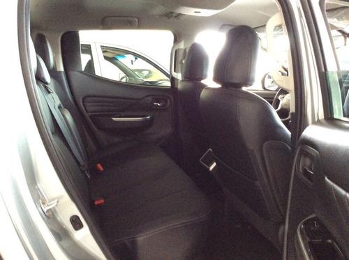 mitsubishi l200 manual 2.4 turbo diesel 4x4 2020 0km