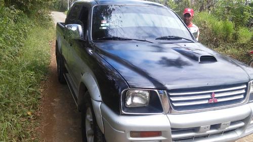 mitsubishi l200 mecanica 4¿4 2001
