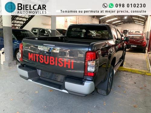 mitsubishi l200 modelo nuevo 4x4 at turbo diesel