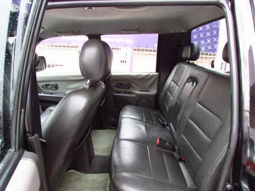 mitsubishi l200 outdoor 2.5 hpe 4x4 cd 8v turbo intercooler