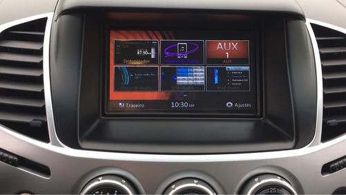 mitsubishi l200 sportero 3.5 v6 4x4 automatica 2017