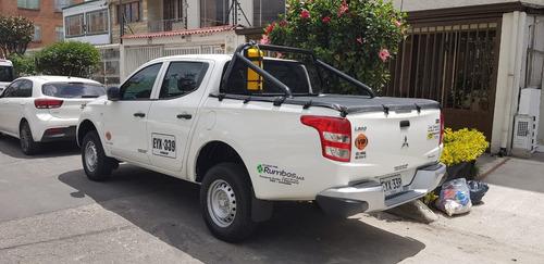 mitsubishi l200 sportero 4x4 diesel publica