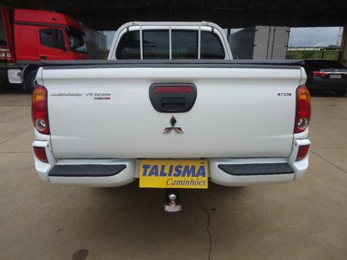 mitsubishi l200 triton-2018-cab.dupla-talismã caminhões