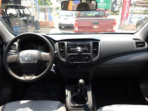 mitsubishi l200 triton 2.4 16v turbo diesel sport glx cd 4p