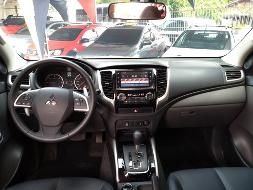 mitsubishi l200 triton 2.4 16v turbo diesel sport hpe top