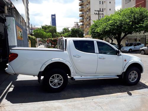 mitsubishi l200 triton 3.2 diesel gl 4x4 completa