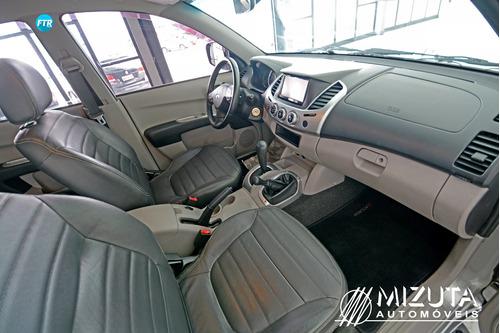 mitsubishi l200 triton 3.5 hpe 4x4 cd v6 24v flex 4p