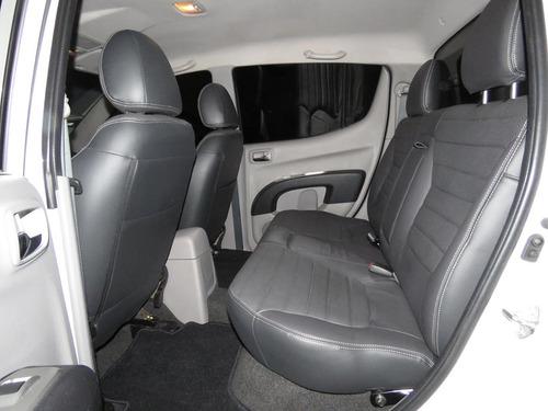 mitsubishi l200 triton 3.5 hpe 4x4 cd v6 flex aut completão