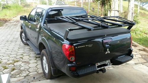 mitsubishi l200 triton 3.5 v6 flex 2015