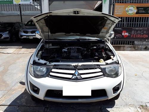 mitsubishi l200 triton gl 3.2 diesel completa tração 4x4