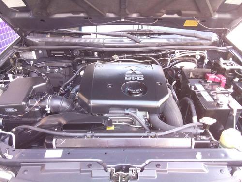 mitsubishi l200 triton hpe 2017 preta 3.2 autom top acess