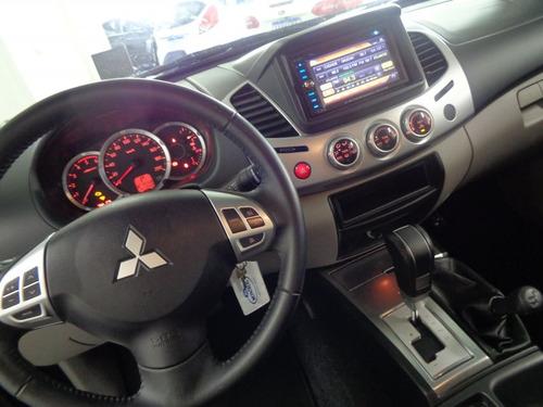mitsubishi l200 triton hpe 3.2 cd 2017 preta diesel