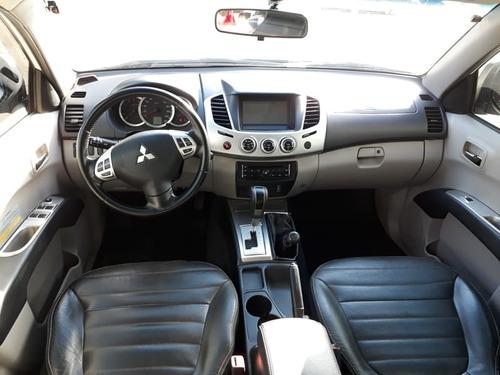 mitsubishi l200 triton hpe 3.2 cd automatico 2015