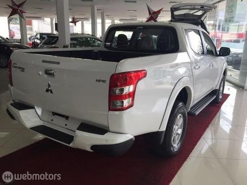 mitsubishi l200 triton sport hpe 4x4 aut all new  0km2018