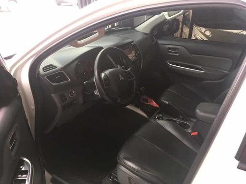 mitsubishi l200 triton sport top 2.4 hpe diesel 2017 branca