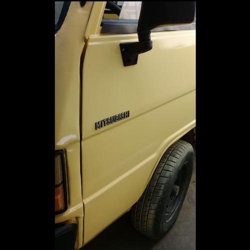 mitsubishi l300 1981