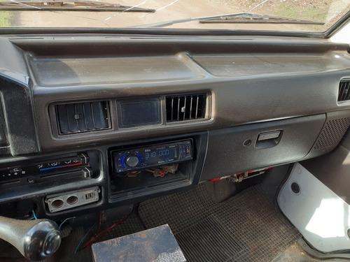 mitsubishi l300 2.5 minibus doble aa 1993