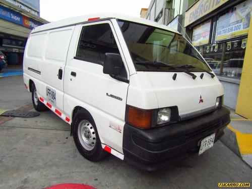 mitsubishi l300 carga