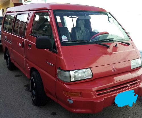 mitsubishi l300 combi