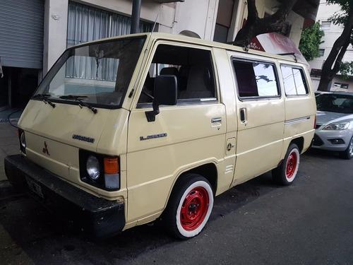 mitsubishi l300 furgon