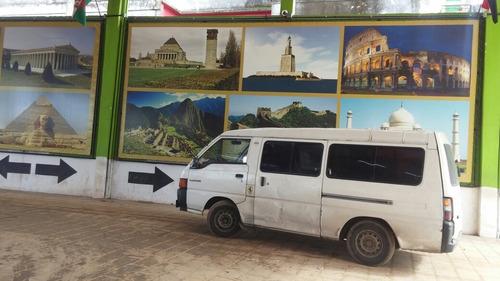 mitsubishi l300 minibus año 98 12 pas. motor 0km doc. al dia