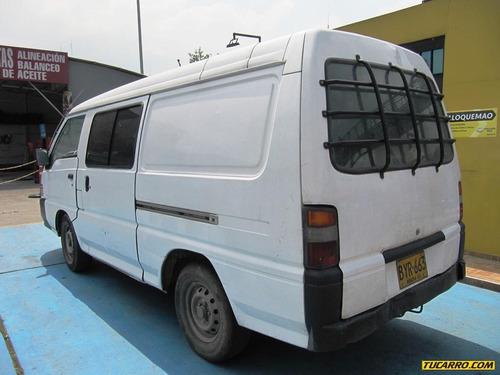mitsubishi l300 van carga
