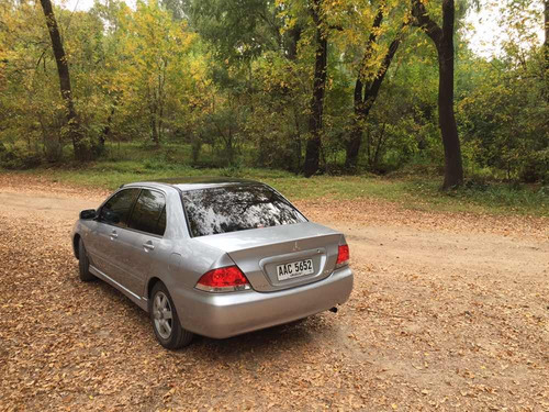 mitsubishi lancer 1.6 glxi at abcp+abs 2008