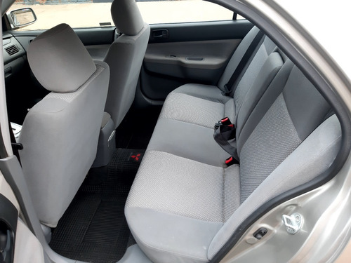 mitsubishi lancer 1.6 glxi automatico airbag+abs 2008