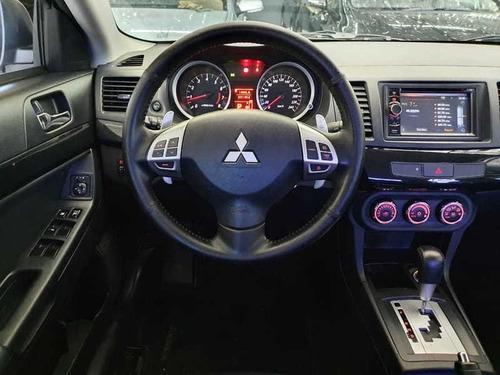 mitsubishi - lancer 2.0 16v 160cv aut 2014