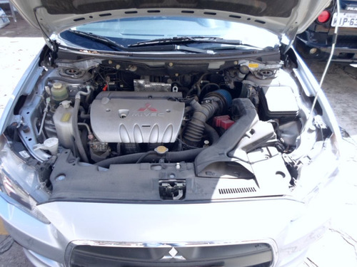 mitsubishi lancer 2.0 16v gasolina 4p automático