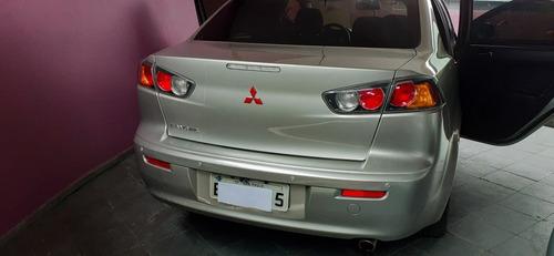 mitsubishi lancer 2.0 cvt 4p 2012