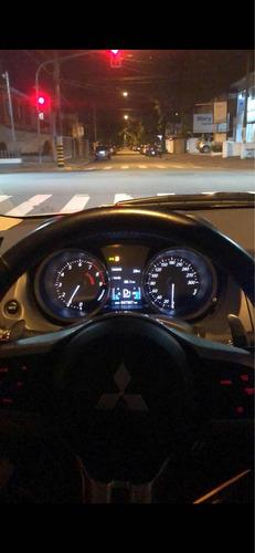 mitsubishi lancer 2.0 evolution x 4p automática 2011